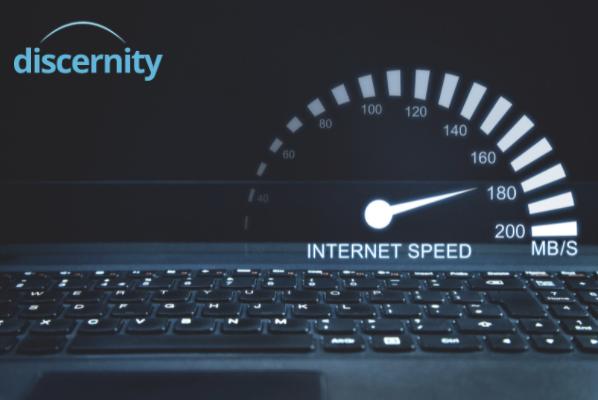 internet speeds